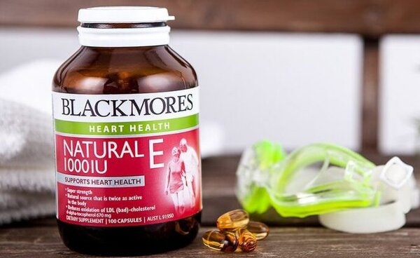 Blackmores Natural E 1000 IU